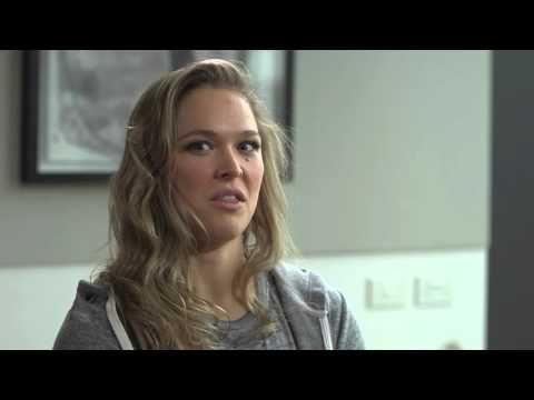 UFC (Ultimate Fighting Championship): UFC 193 The Exchange - Ronda Rousey Outtakes