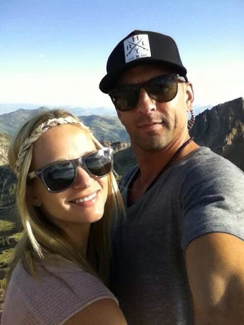 AJ Cook with her Husband Nathan Andersen ♠♥  Sweet Photo