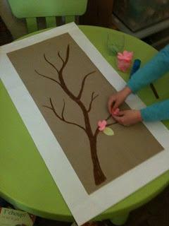 Nounous Taties et Cie - Le Blog: Bricolage de printemps !