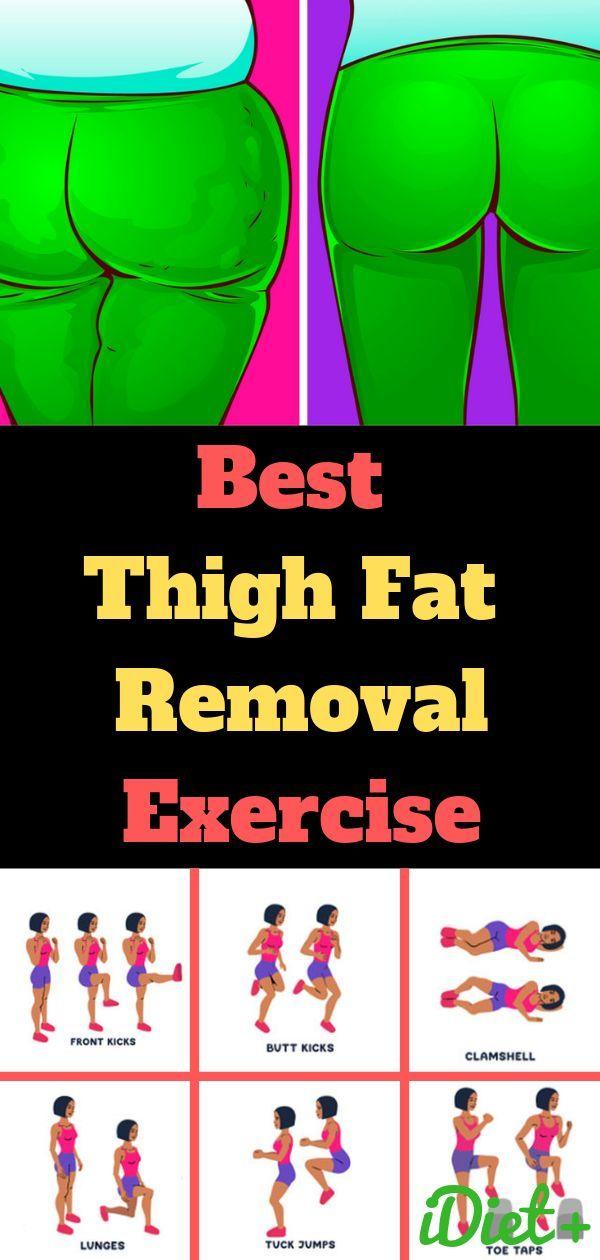 Miglior esercizio di rimozione del grasso della coscia Suggerimenti per l'esercizio e il fitness | #esercizio #fitness …