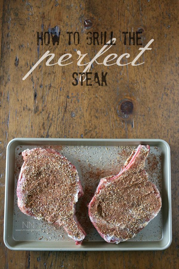 how to cook the perfect ribeye steak