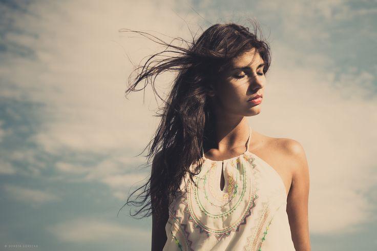 Model: Joanna Kowalczyk Photo: Dorota Górecka