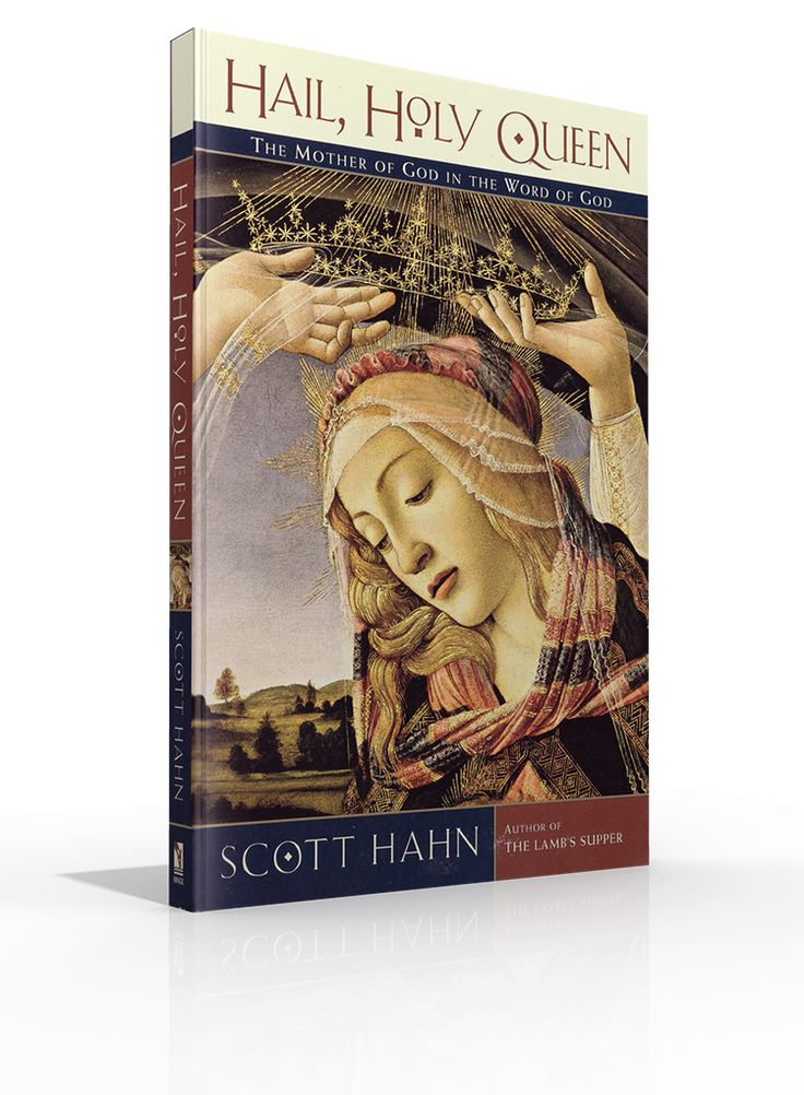 Hail Holy Queen, Scott Hahn. Importance of understanding the ark of the covenant and the old testament for understanding the role of Mary