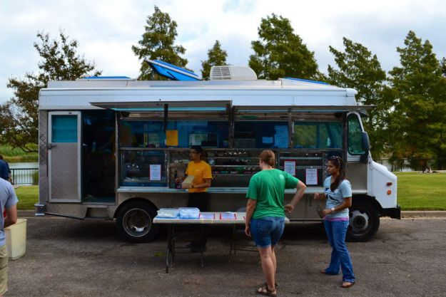 Sergio's Food Truck | Waco Downtown Farmers Market