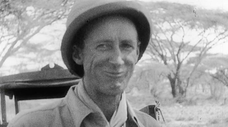 """Denys Finch Hatton, from the documentary """"Edward VIII: The Lion King"""" by George Pagliero"""