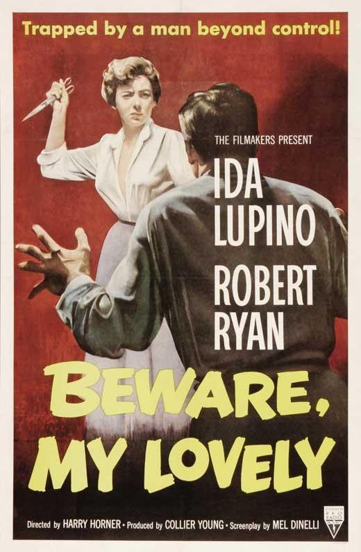 Beware, My Lovely (1952) - Robert Ryan DVD
