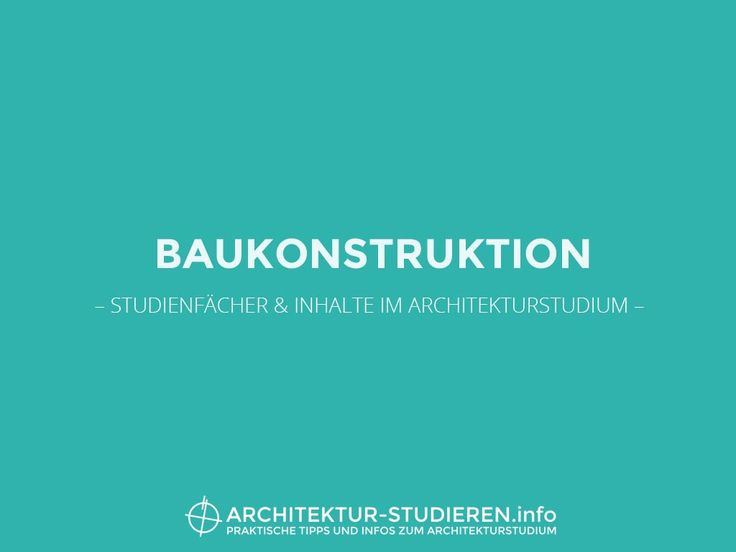 Baukonstruktion