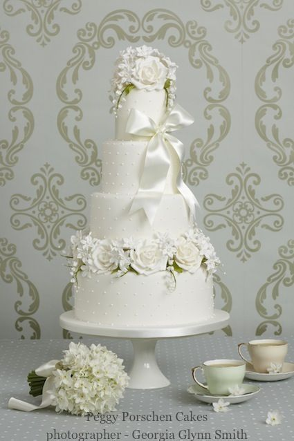 Peggy Porschen Cakes | The Ebury Collection Wedding Directory