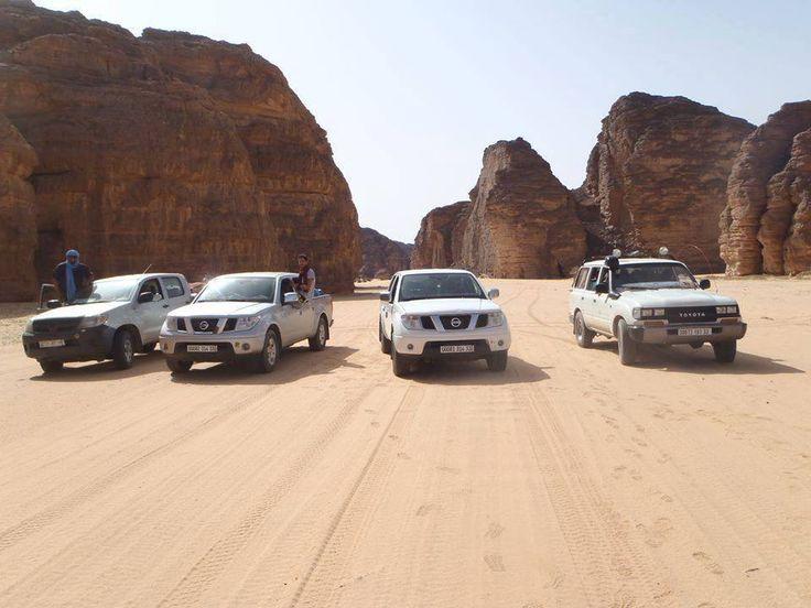 Authentic Desert 4WD Circuit Algeria