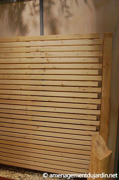 17 meilleures id es propos de cloture en aluminium sur for Clotures de jardin en bois