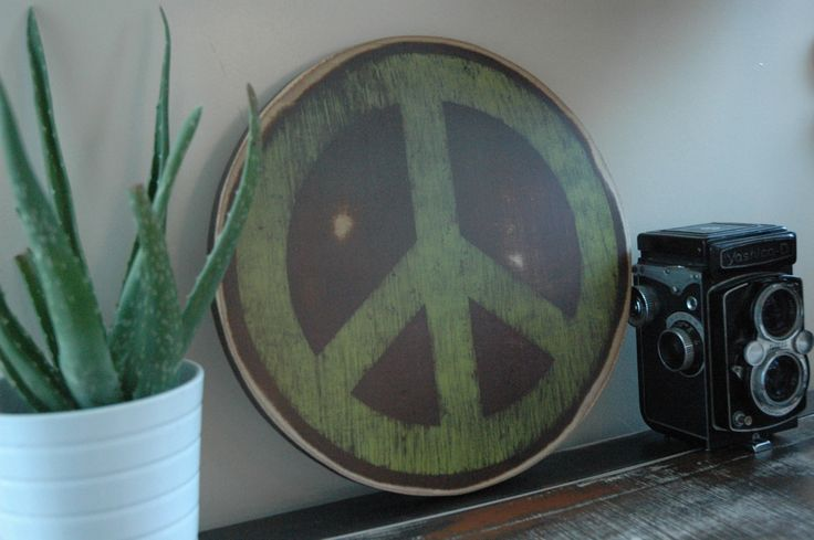 Peace Sign Bedroom Accessories: 32 Best A- Ella's Bedroom Ideas Images On Pinterest