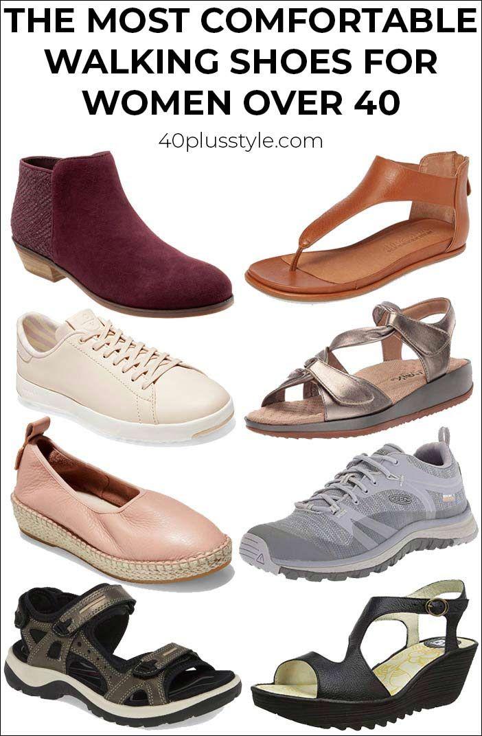 Women shoes, Comfortable walking shoes