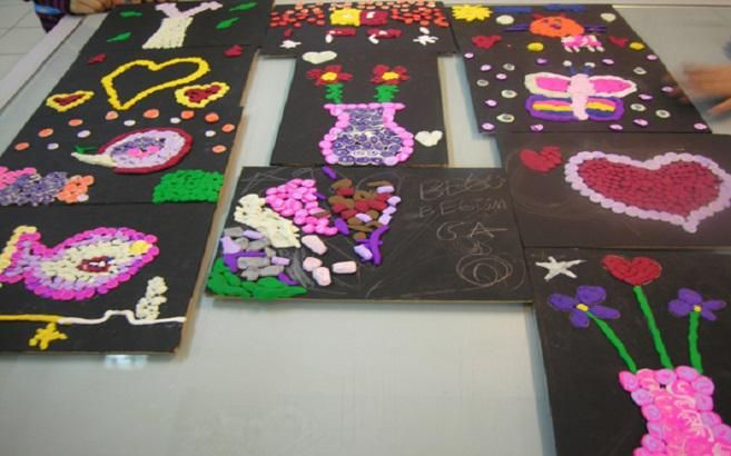 Mini Mozaik Atölyesi