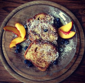 Flaxy French Toast