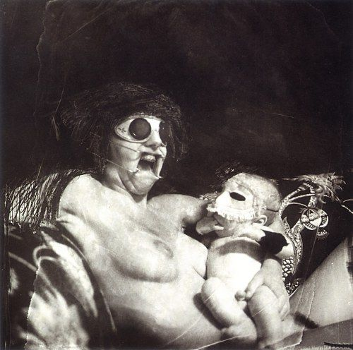 Joel Peter-Witkin, Mother and Child, 1979