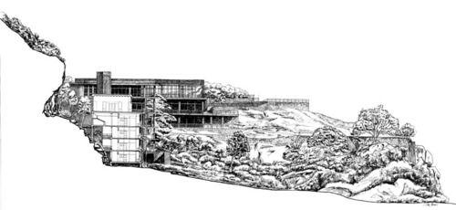 Geoffrey Bawa - Kandalama Hotel, Sigiriya