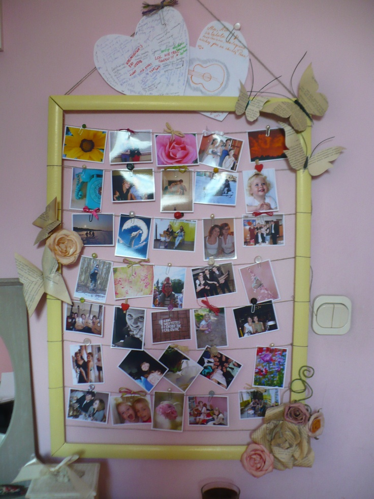 Board of memories