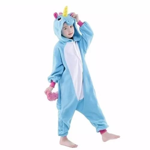pijama macacão unicórnio infantil colsplay lindo barato top