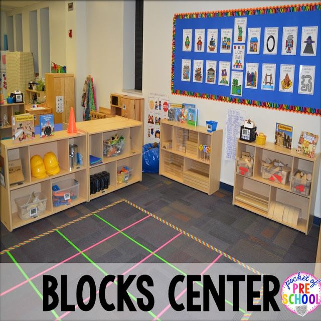 Classroom Block Design ~ Best images about learning center designs on pinterest