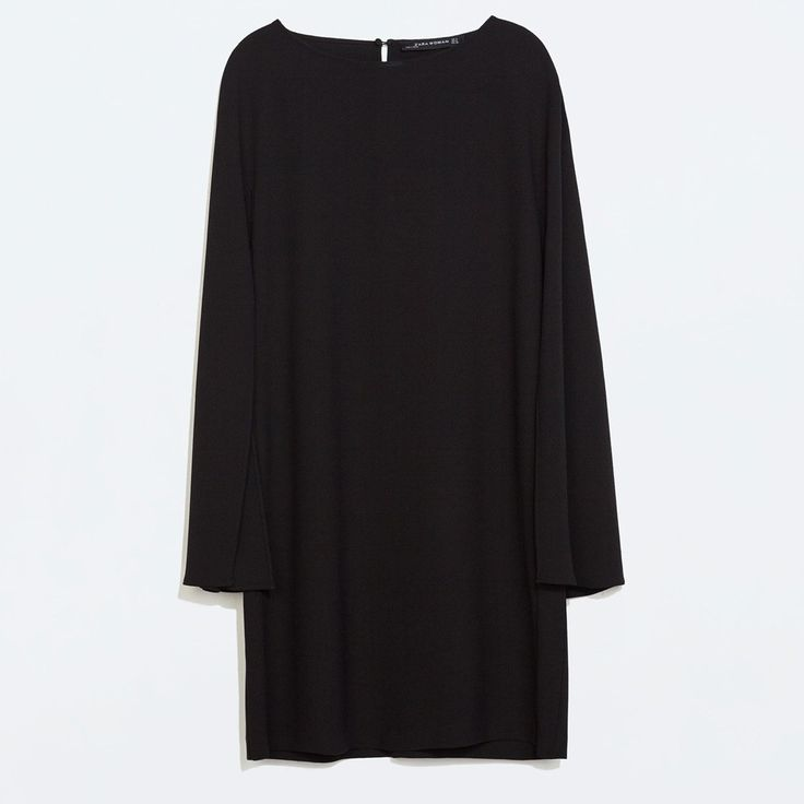 Petite robe noire Zara