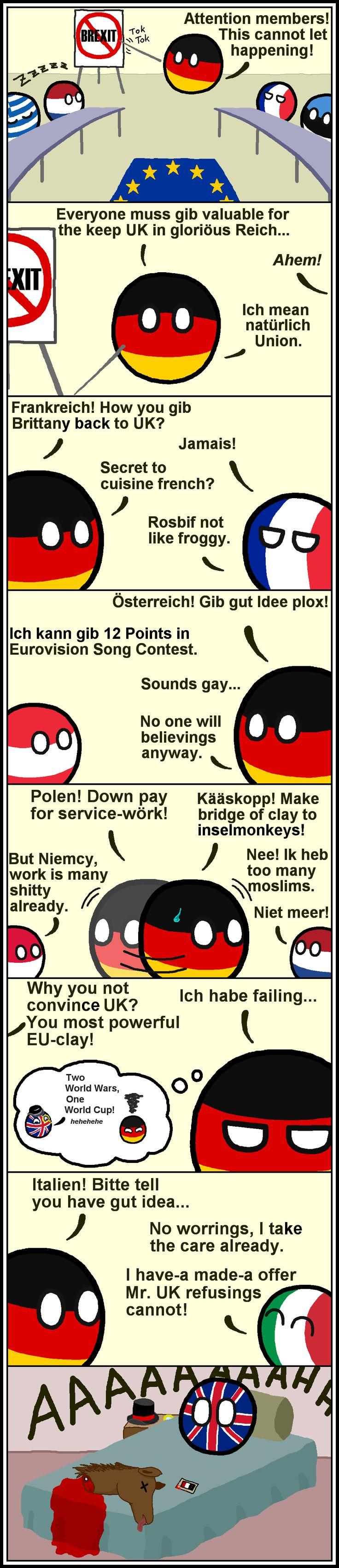 schwarzer humor - Seite 220 - ngb | ^ https://de.pinterest.com/MrCrosspatch/countryballs/