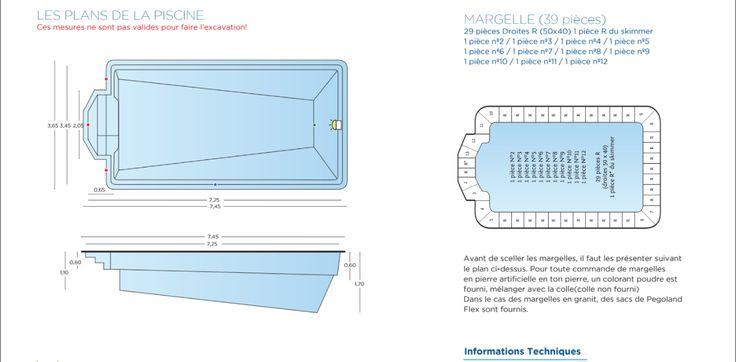 Piscine coque 7M45x3M65x1M10-1M70, réservation en ligne toute l'année et programmation livraison à la carte Piscine Coloris Blanc, Ivoire, Gris, Bleu (18,48 m3) Mousse polyuréthane: quelques degrés en température de l'eau Kit entretien y compris transport (Sud) ajouter 1 200€ (Nord), ajouter 1 400€ (Ouest), ajouter 1 500€ (Est)