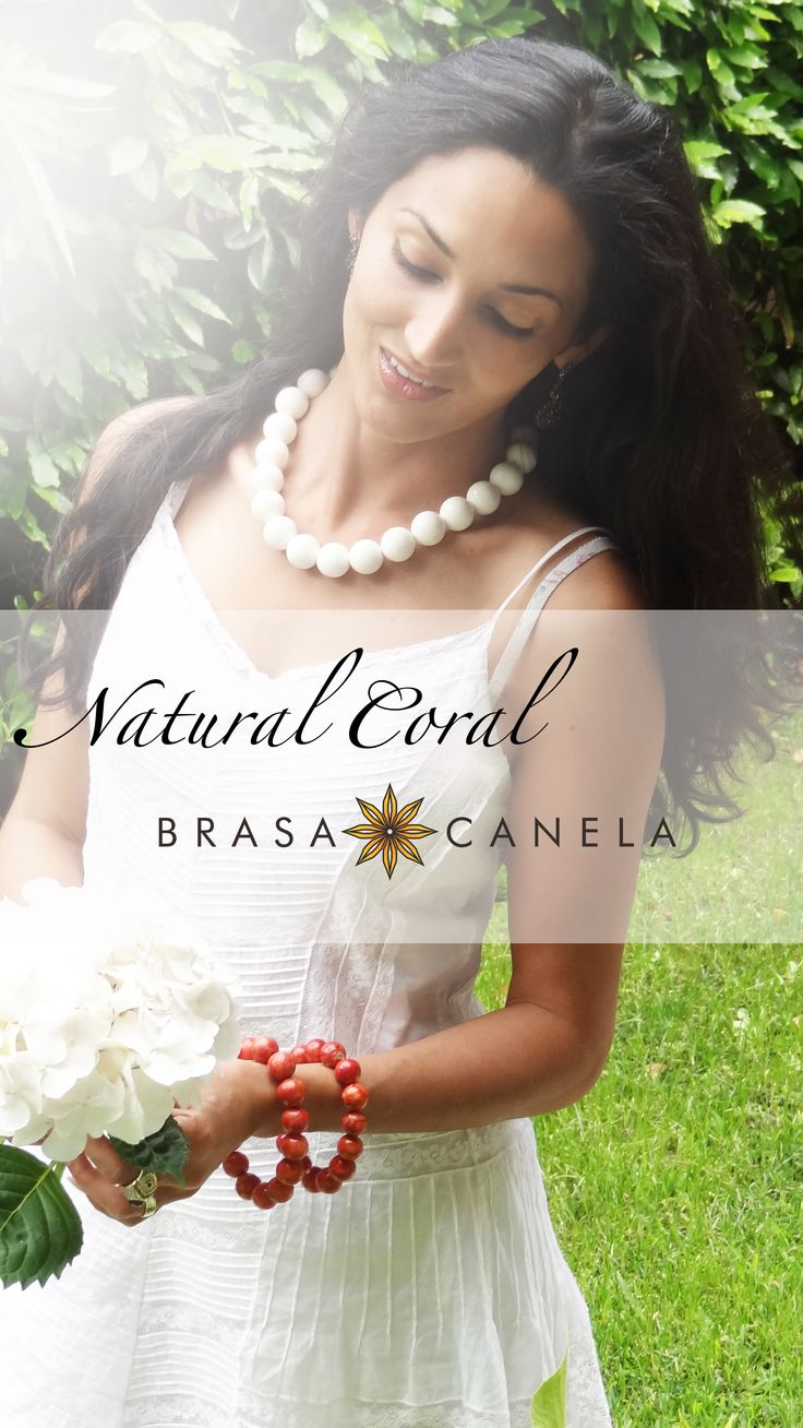Natural Coral by BRASA CANELA