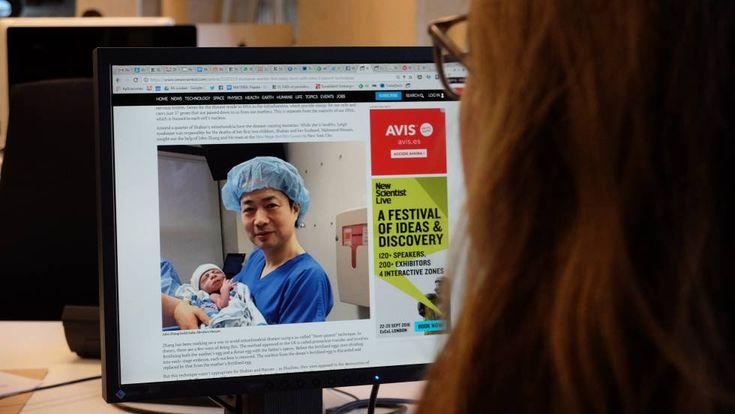 Un bebé de cinco meses es noticia esta semana gracias al procedimiento reproductivo utilizado para conseguir su nacimiento libre de la enfermedad hereditaria de su