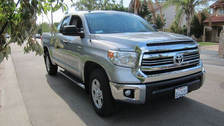 Awesome Awesome 2016 Toyota Tundra SR5 5.7L V8 1 OWNER 2016 Toyota Tundra  5.7L V8  DOUBLE CAB SR5 PACKAGE 2018 Check more at http://24auto.tk/toyota/awesome-2016-toyota-tundra-sr5-5-7l-v8-1-owner-2016-toyota-tundra-5-7l-v8-double-cab-sr5-package-2018/