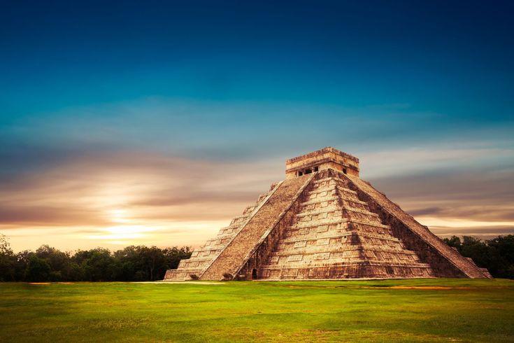 Руины майя, Мексика - ПоЗиТиФфЧиК - сайт позитивного настроения!