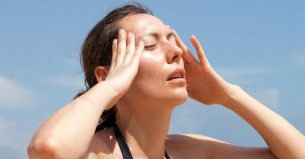5 The Most Efficient Ways to Get Rid of Headache Caused By Summer Sun