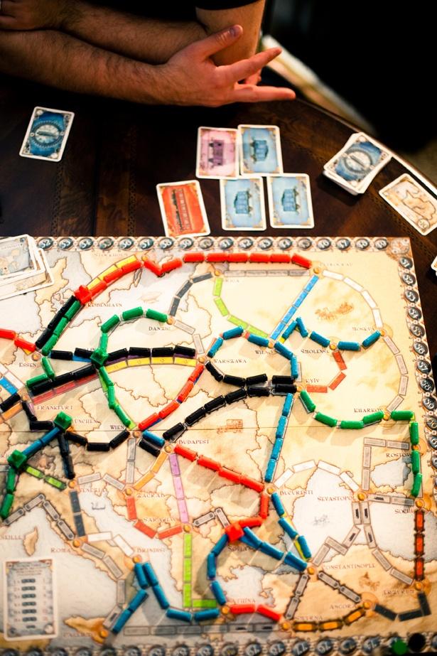 Ticket to Ride | Board Game | BoardGameGeek