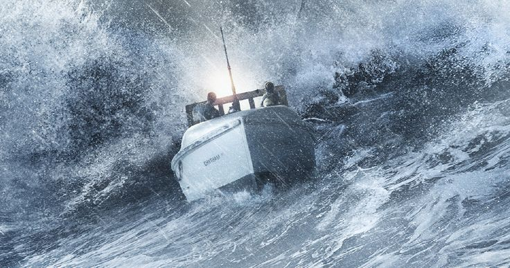 'The Finest Hours' Trailer Starring Chris Pine & Eric Bana -- The extraordinary true story of the greatest small boat rescue in Coast Guard history is retold in the first trailer for 'The Finest Hours'. -- http://movieweb.com/finest-hours-movie-trailer/