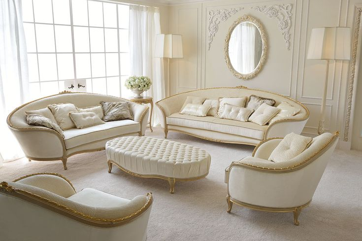Our Luxury Italian Furniture Collection contains luxury pieces, soft lines with palatial designs offering high quality classic Italian furniture with customers choice of colours, finishes and fabrics. Customisation is available by request to tailor any item of furniture to your exact requirements.