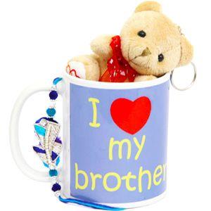 Rakhi Mug Combo Rs 499/- http://www.tajonline.com/rakhi-gifts/product/r4737/rakhi-mug-combo/?aff=pint2014/