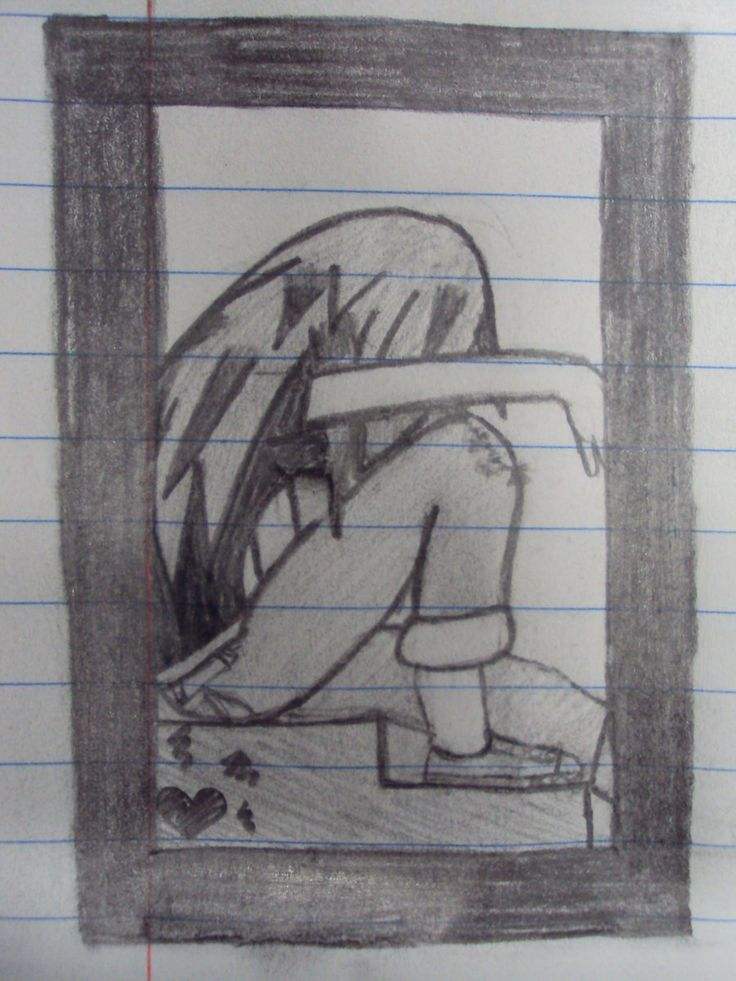a sad girl drawing google search a girl continues