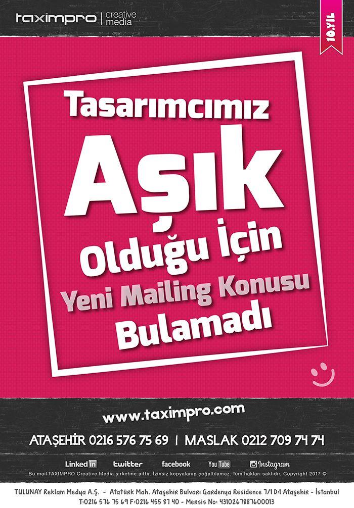 Bulamadı.. #mailing, #müşteri, #kreatif, #seo #web, #grafik, #prodüksiyon, #dijital, #reklam, #ajans #ataşehir, #maslak, #istanbul, #tasarım
