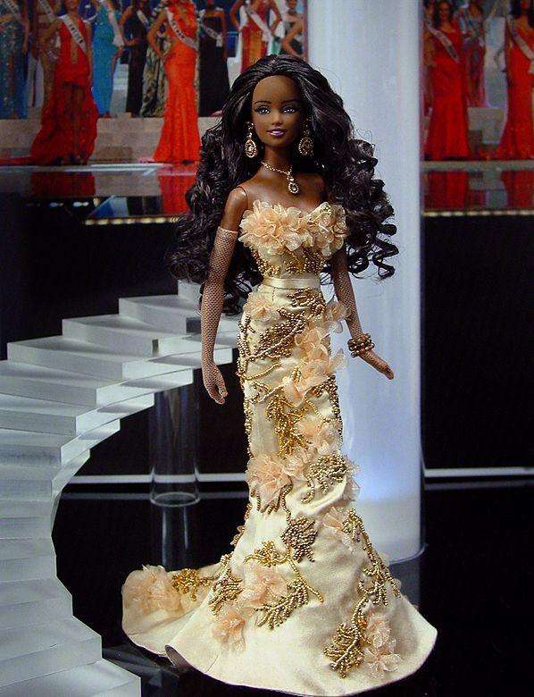 Miss Wisconsin Barbie Doll 2010