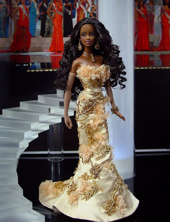 Miss Wisconsin Barbie Doll 2010