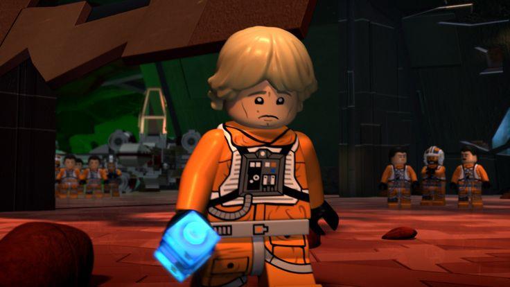 LEGO Star Wars: The New Yoda Chronicles - Luke