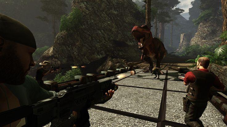 primal carnage | Primal Carnage 2: Extinction Gameplay Screenshot Tyrannosaurus Rex