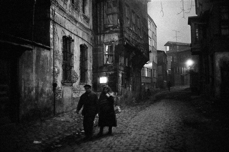 Ara Güler - Istanbul