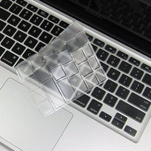 COSMOS Clear Ultra Thin keyboard cover