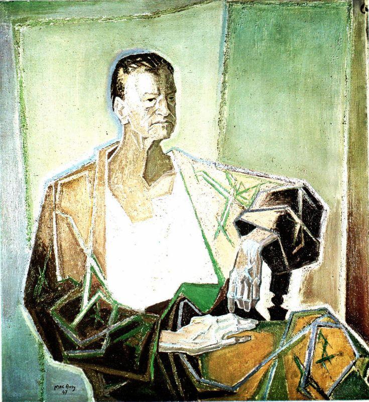 """Сомерсет Моэм и его коллекция картин: """"Исключительно для собственного удовольствия"""". Э. МакЭвой «Сомерсет Моэм»."""