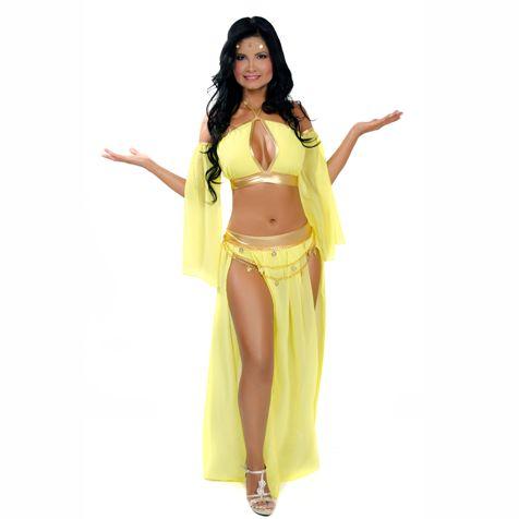 Bailarina Árabe.  Desde las lejanas tierras del Oriente, esta bailarina es experta en complacer a su príncipe.  www.sexy4.me La tienda en línea de Moda colombiana en Guatemala. Lencería sexy, lencería fina de diario, babydoll y disfraces.