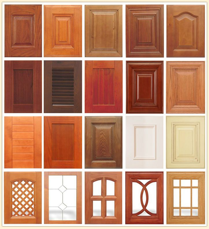 mdf kitchen cabinet | Gabinete de cocina puertas | Pinterest ...