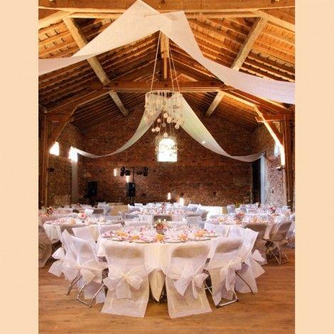 Tapiz para decoración de salón de bodas