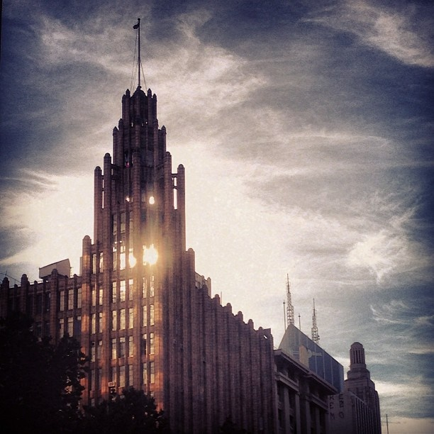 European style building in Melbourne CBD, Australia .@adamjhamilton7