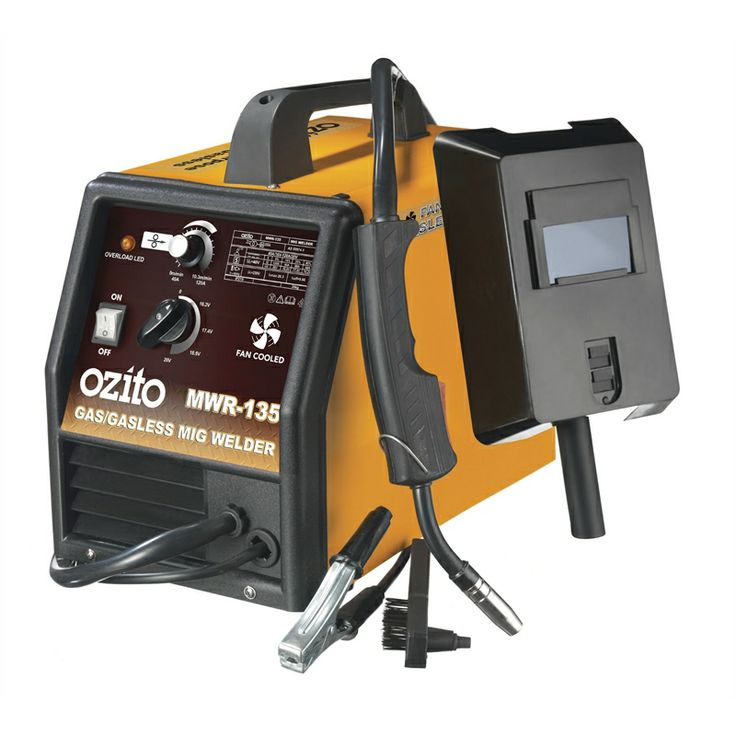 Ozito 120AMP Gasless MIG Welder I/N 6290149 | Bunnings Warehouse