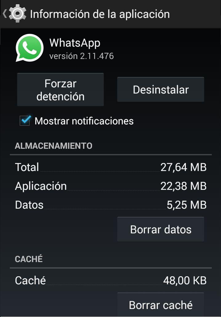 Cómo liberar la caché en Android - http://hexamob.com/es/tutorial-android/como-liberar-la-cache-en-android/